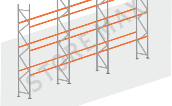 Pallet Racking System Product Set 1