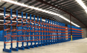Cantilever Racking (Indoors)