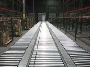 Lineshaft Conveyor System