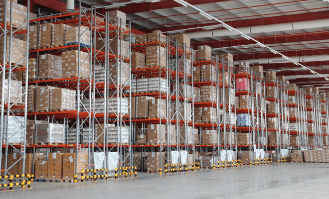 Pallet Racking by Storemax