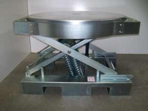 2000kg Galvanised Rotolift Pallet Elevator